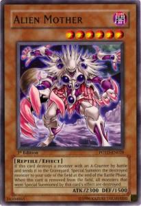 Yu-Gi-Oh Alien Mother