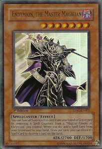Yu-Gi-Oh Endymion, the Master Magician