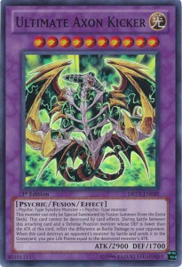 Yugioh Ultimate Axon Kicker