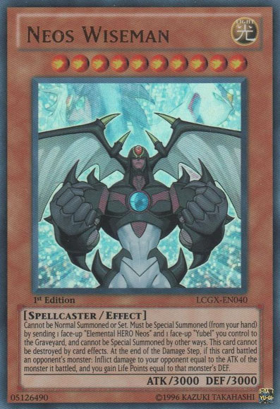 Best Yugioh Deck – Elemental Hero and Yubel