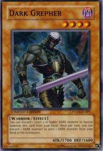 Yugioh Dark Grepher