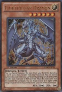 Yugioh Lightpulse Dragon