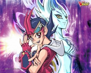 Yugioh Astral and Yuma